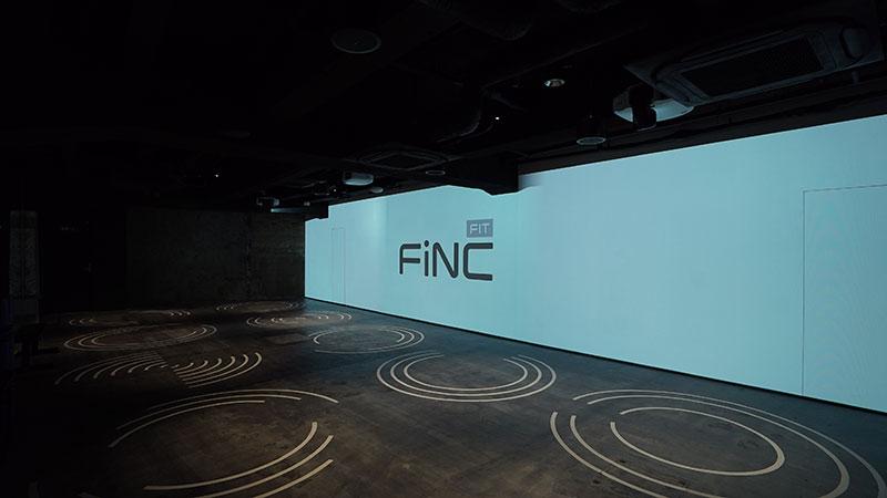 FiNC Fit原宿店の内観4