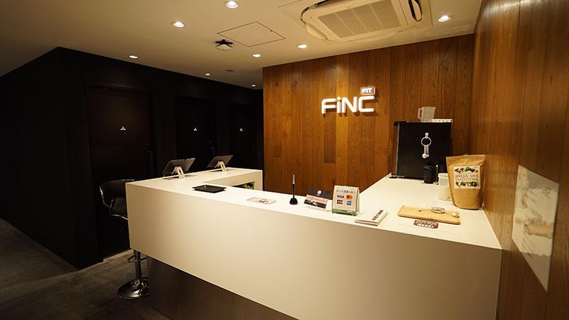 FiNC Fit原宿店の内観7